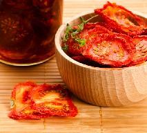 Domowe suszone pomidory: przepis