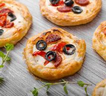 Pizza na cieście francuskim: dobry przepis