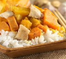 Aromatyczne curry z dyni: dynia po indyjsku