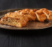 Biscotti z kandyzowaną skórką cytrynową: przepis na pyszne włoskie ciasteczka