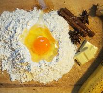 Ciasto bananowo-orzechowe - jak zrobić?