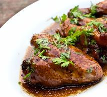 Kurczak w sosie czekoladowym - przepis na udaną randkę