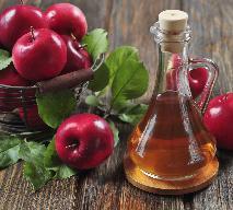 Ocet jabłkowy: przepis