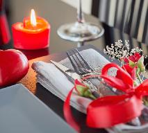 Romantyczna kolacja - pomysł na walentynkowe menu + PRZEPISY