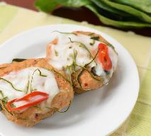 Ryba gotowana na parze z sosem chrzanowym - zdrowo, szybko i dietetycznie
