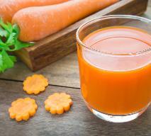 Sok na piękną cerę - jak zrobić pyszny sok z marchwi?