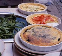 Tarta wytrawna: przepis na tartę na obiad lub kolację