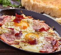 Wytrawny omlet - przepis na śniadanie