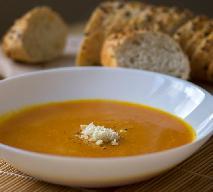 Zupa krem z kabaczka i chrzanu: pożywna i rozgrzewająca
