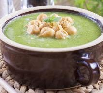 Zupa-krem z bobu