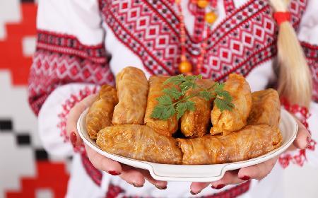 Kapitalne gołąbki z fasolą po ukraińsku: przepis wegański