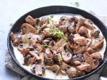 Niedrogie dania z pieczarek - proste przepisy na pieczarkowe specjały