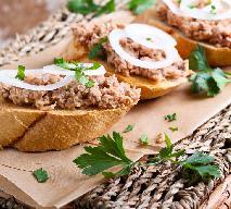 Pasta z tuńczyka z chrzanem - smarowidło do pieczywa o orzeźwiającym smaku