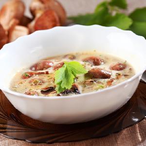 Kasztelańska zupa grzybowa