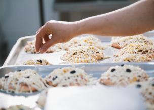 Ziemniaczane mini pizze - szybkie danie z piekarnika