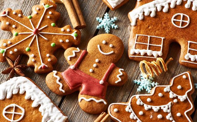 Jak dekorować ciastka na Boże Narodzenie?