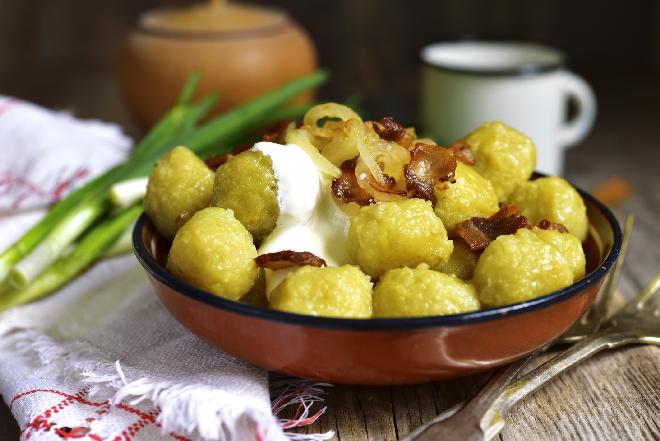 Pyzy z Różyca - przepis tradycyjnej kuchni warszawskiej