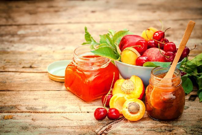 Konfitura z wiśni i brzoskwiń - sprawdzony przepis na pyszne konfitury wiśniowo-brzoskwiniowe