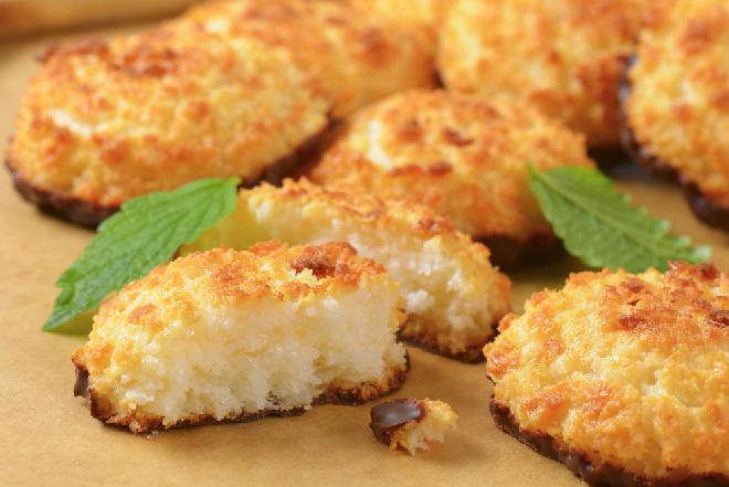 Keto kokosanki - jak przygotować pyszne ciasteczka bez mąki i cukru