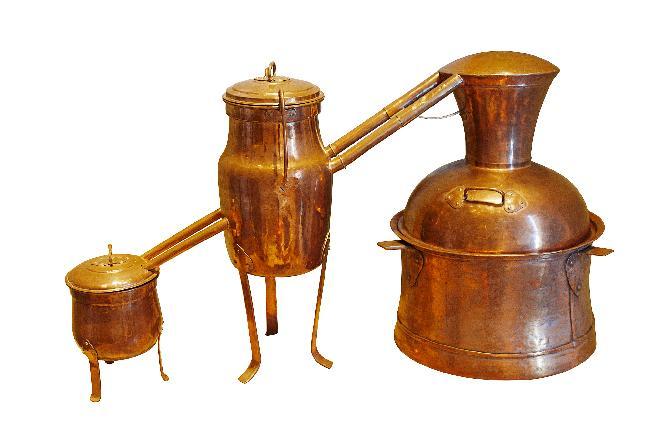 Jak zrobić urządzenie do destylacji alkoholu?
